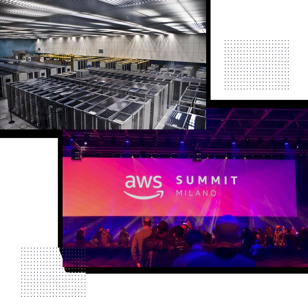 Realizza la tua infrastruttura Cloud nell'AWS Region in Italia con i Cloud Expert di beSharp
