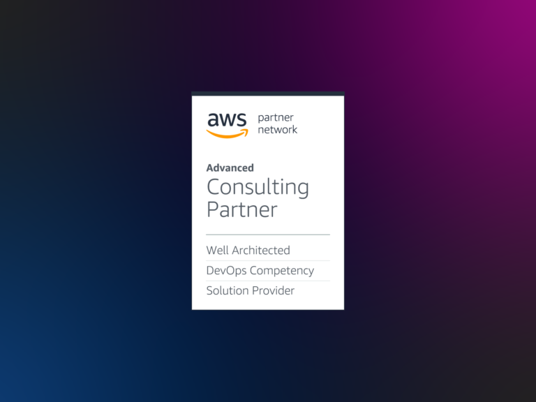 beSharp ha ottenuto la Competency DevOps nel programma AWS Partner Network Competency.