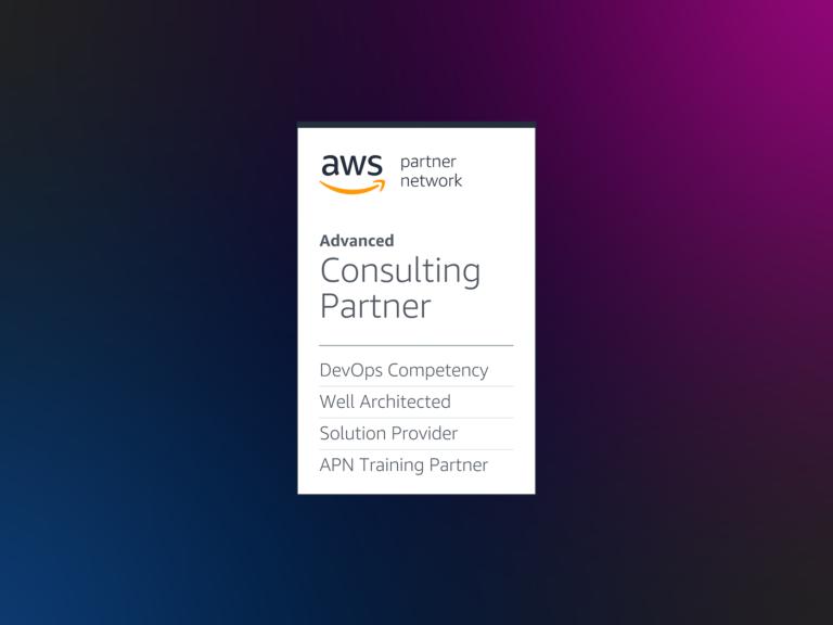 beSharp has achieved the AWS Partner Network (APN) Training Partner status