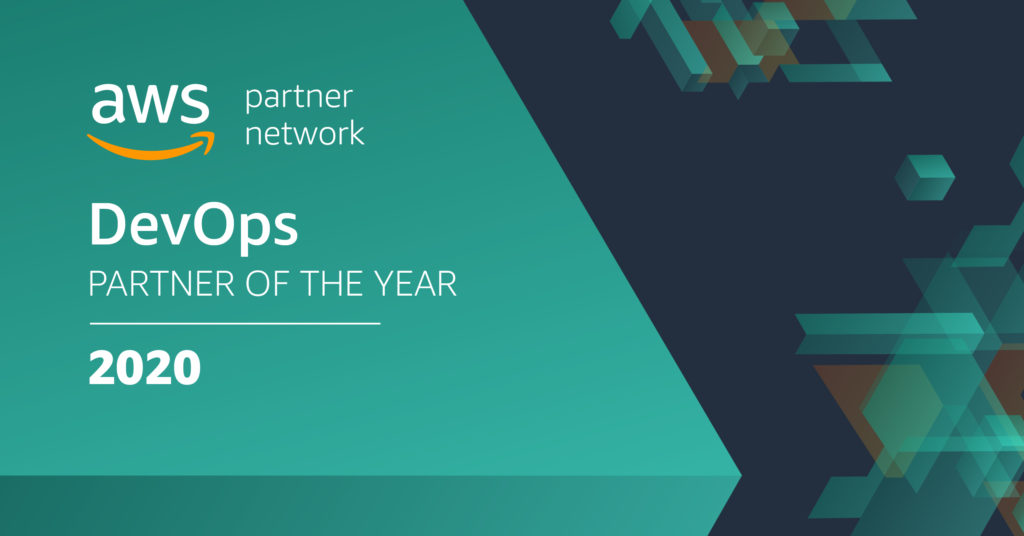 beSharp devops partner of the year